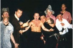 2000, Farewell tour with Köfte (D)
